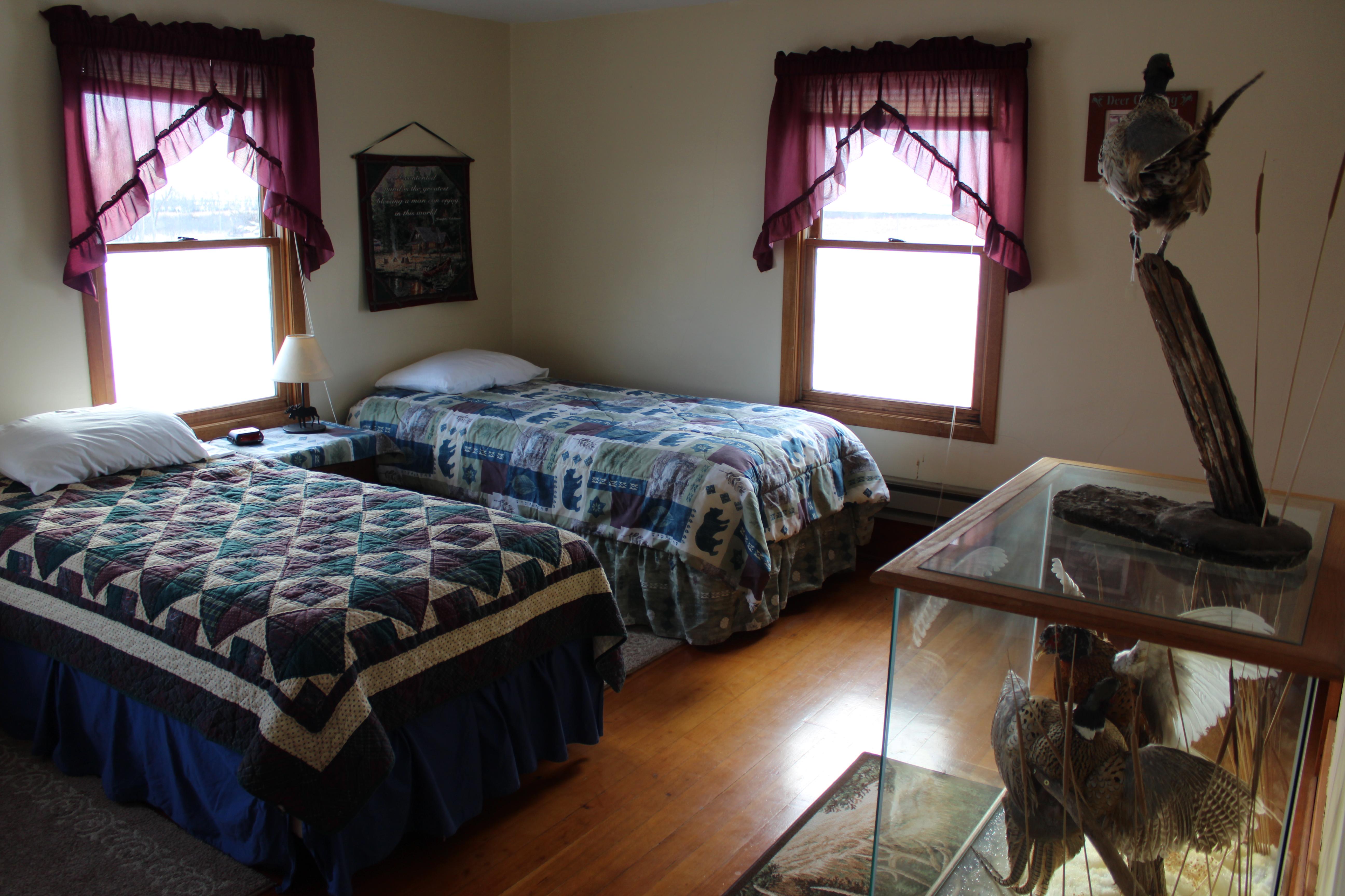 Bedrooms & Baths